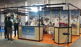 IWM at the COILTECH coil winding show