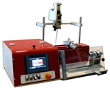 Heavy duty coil winding machine series