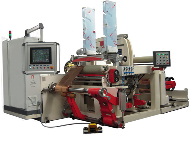 Overview Of High Power Heavy Duty Foil Winding Machine