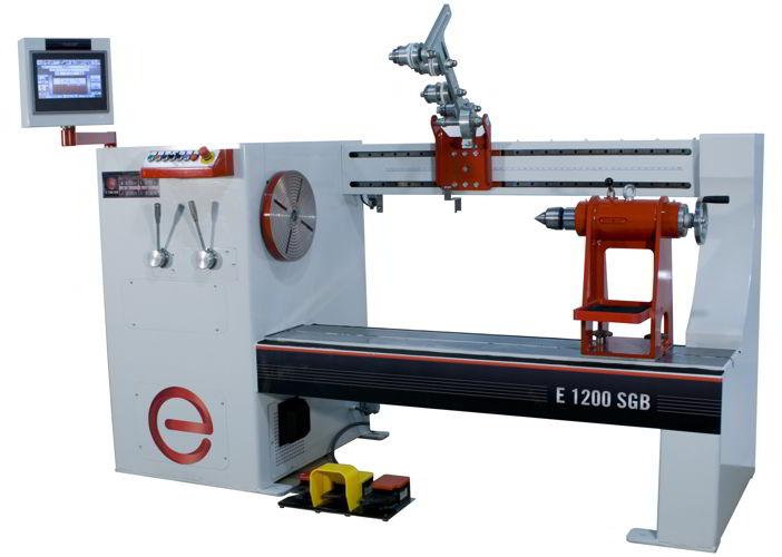 Floor standing heavy duty high torque winding machine with for Electric motor winding machine