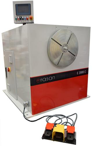 cast resin transformer winding machine