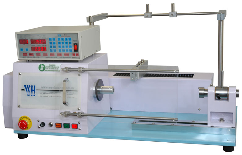 Wh 751 Versatile Single Spindle Semi Automatic Benchtop
