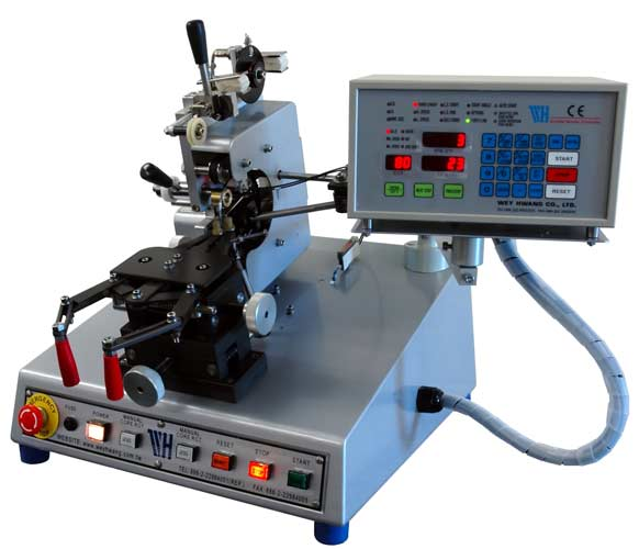 Toroid Winding Machine for small transformers, inductors